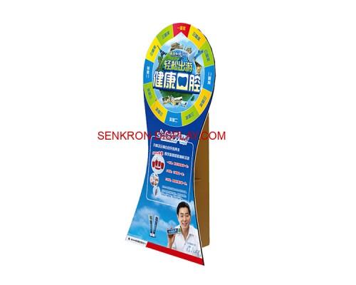 Ayaklı Karton Pano - 03
