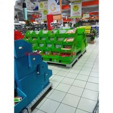 Karton Stand Market - 02