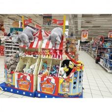 Karton Stand Market - 03
