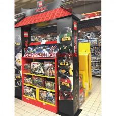 Karton Stand Market - 15