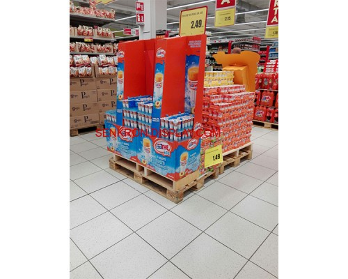 Karton Stand Market - 22