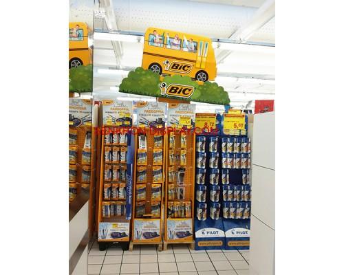 Karton Stand Market - 23