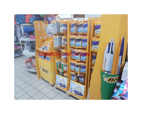 Karton Stand Market - 24