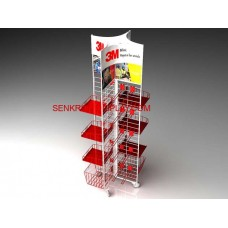 Metal Stand Modüler - 01