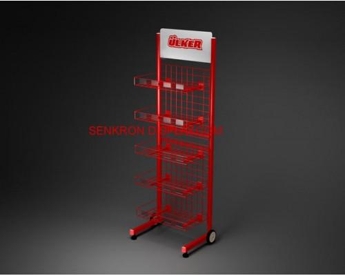 Metal Stand Ayaklı - 31