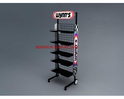 Metal Stand Ayaklı - 33