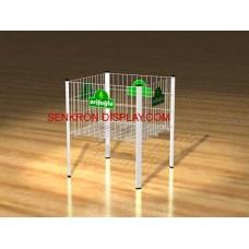 Metal Stand Tel Sepet - 01