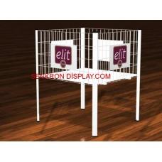Metal Stand Tel Sepet - 02