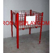 Metal Stand Tel Sepet - 03