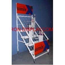 Metal Stand Tel Sepet - 04