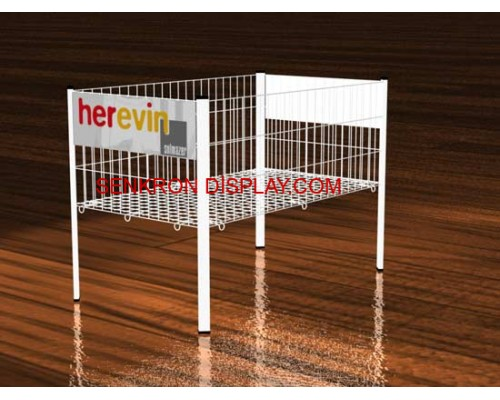 Metal Stand Tel Sepet - 05