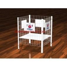 Metal Stand Tel Sepet - 06