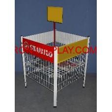 Metal Stand Tel Sepet - 08