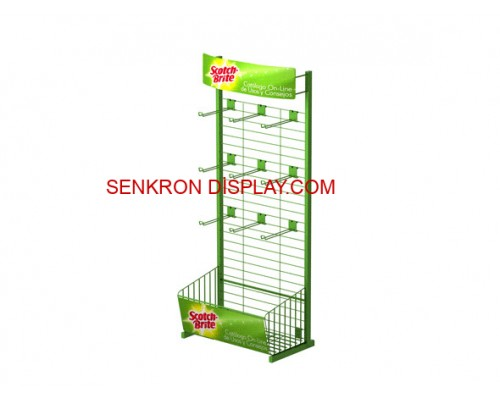 Metal Stand Tel Stand - 01