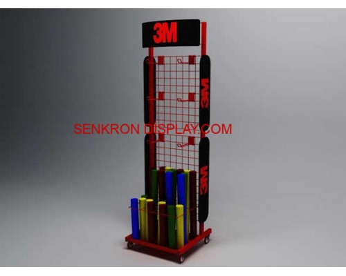 Metal Stand Tel Stand - 02