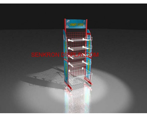 Metal Stand Tel Stand - 03