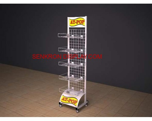 Metal Stand Tel Stand - 31